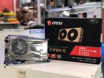Видеокарта MSI AMD Radeon RX 5700 evoke OC — Товары для компьютера в Москве