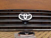 Эмблема Land Cruiser 200 2012-2015 Дистроник