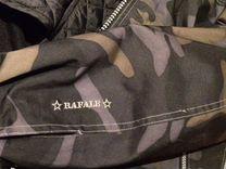 Мотокуртка, куртка Macadam, размер s(46). Практиче