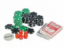 Набор для игры в Покер 100 фишек