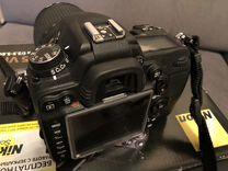Зеркальный фотоаппарат Nikon D7000 18-105 VR Kit — Бытовая электроника в Геленджике