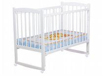 Детская кроватка Бесплатная доставка до подъезда