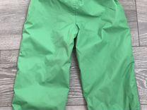 Брюки штаны ветрозащитные плащевые