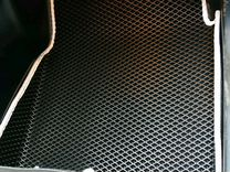 Автоковрики EVA премиум 3D с бортами