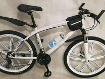 Велосипеды(новые) на литых дисках