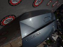 Крышка багажника Skoda Octavia A7