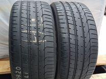 Резина летняя 255 40 20 Pirelli Pzero 66G