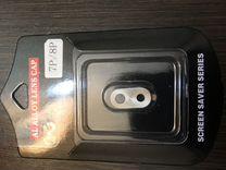 Защита на камеру для телефона iPhone X -7+