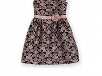 Платье для девочки рост 158
