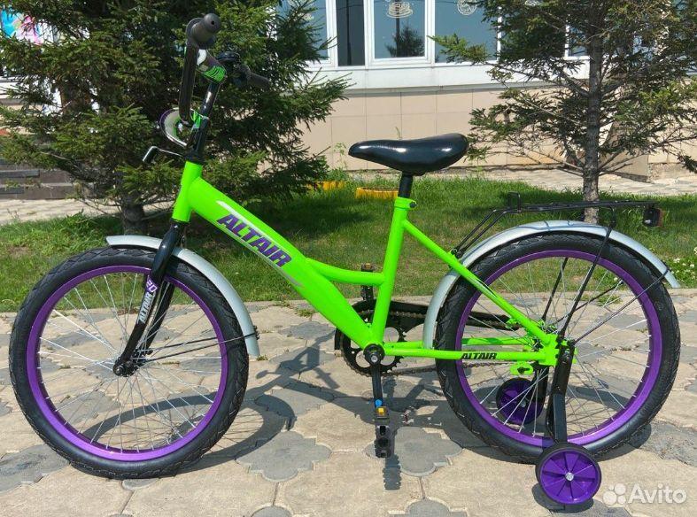 Велосипед Altair 20  89233159000 купить 2