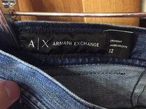 Джинсы Armani Exchange — Одежда, обувь, аксессуары в Москве
