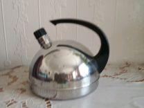 Чайники со свистком
