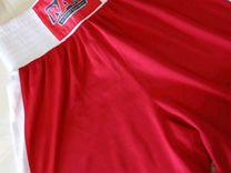 """Боксерская форма """"RAY"""" красного цвета"""