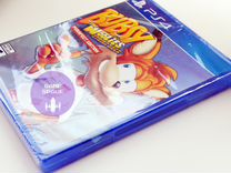 Bubsy The Woolies Strike Back Limited Edition PS4