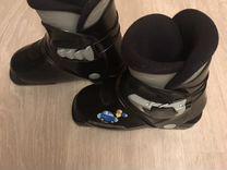 Горнолыжные ботинки детские Rossignol 17