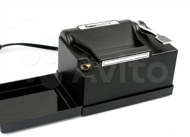 Машинка для набивки сигарет powermatic 2 купить купить почтой электронные сигареты