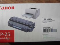 Катридж EP-25. Для принтера Canon. Новый