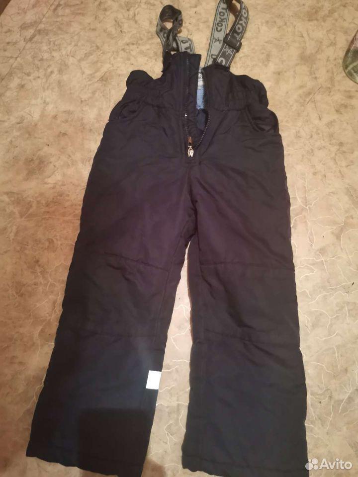 Зимние брюки  89245386215 купить 1