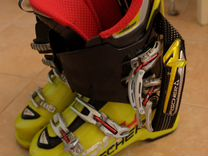 Горнолыжные ботинки fiscer RC4
