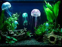 Грот, грунт, декор в аквариум