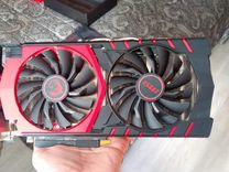 Видеокарта msi R9 380 4gb gaming oc