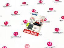Карта памяти Micro SD 32Gb 80MB/s 533X SanDisk