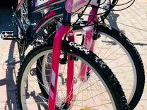 Абсолютно новые велосипеды