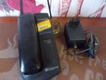 Радиотелефон с антеной
