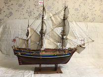 Модель корабля Bounty