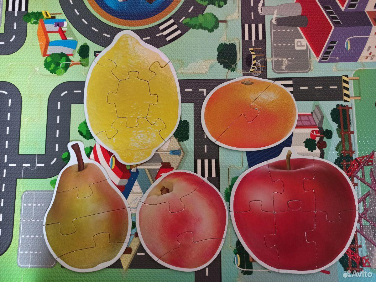 Настольные игры для малышей. Пазлы для начинающих  89023334915 купить 6