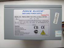 Блок питания.Power master pentium