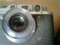 Фотоаппарат фэд 1953 года выпуска