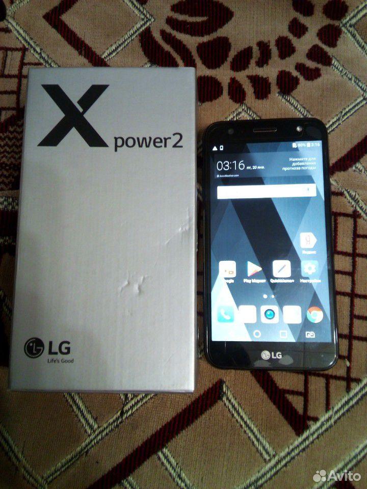 Телефон LG X power2 (M-320)