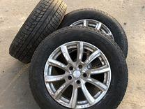 Колёса R17, липучка Michelin, стояли на CX5