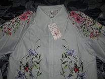 Новая блузка- рубашка
