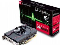 Видеокарта Radeon RX 550 Pulse, 4Gb