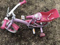 Велосипед для девочки.в удовлетворительном состоян