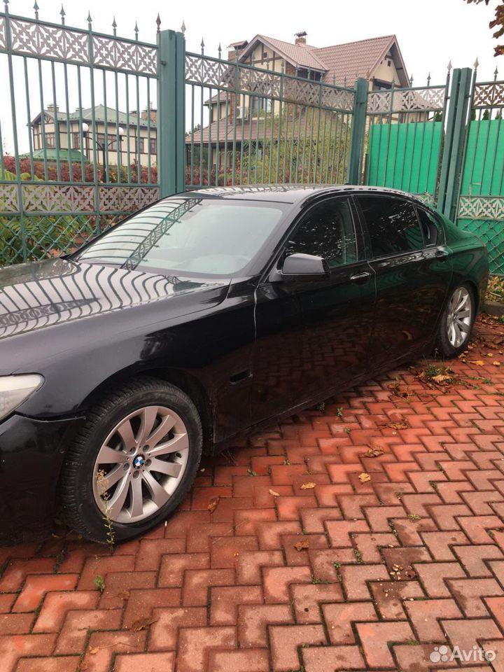 BMW 7 серия, 2009  89128107843 купить 1