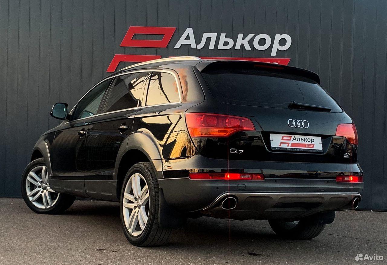 Audi Q7, 2007  89279472376 купить 4