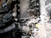 Двигатель Hyunday акцент 1995