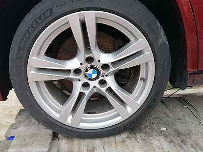 Колеса R18 (лето) 225/255/45/40 на BMW X1 (E84)