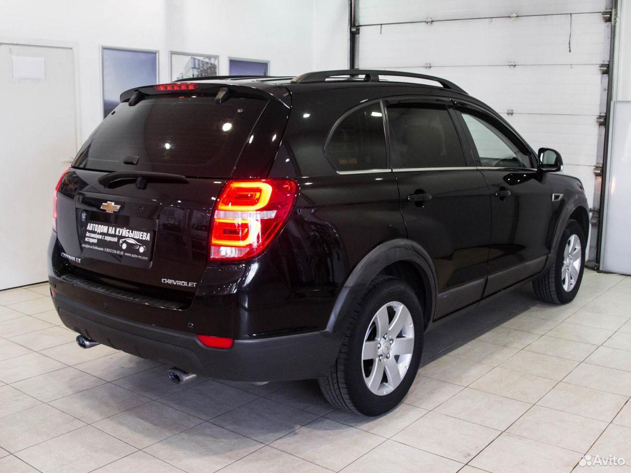 Chevrolet Captiva, 2012  88314107342 купить 6