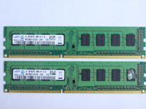 SAMSUNG DDR3 2*2Gb
