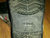 Тапки Crocs