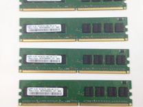 Оперативная память DDR2 SAMSUNG 1GB