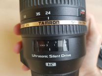 Tamron SP 24-70 Di VC USD для Canon EF