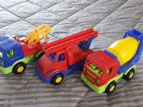 Машинки Полесье