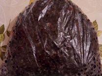Черёмуха,Черная смородина замороженная