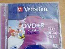 Болванка DVD r