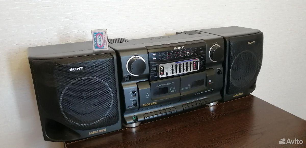 Магнитола Sony 717  89620361000 купить 1